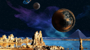 KK/061 Antares Sonnensystem (Universum)